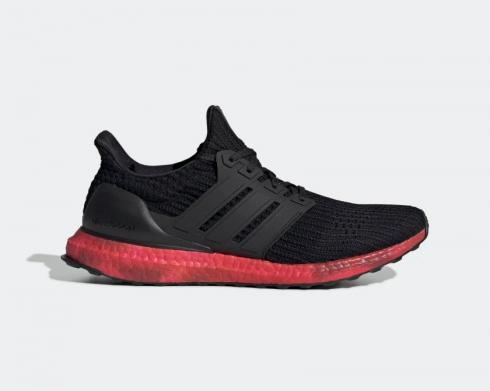 Adidas UltraBoost Rainbow Pack Red Core Black Cloud White FV7282