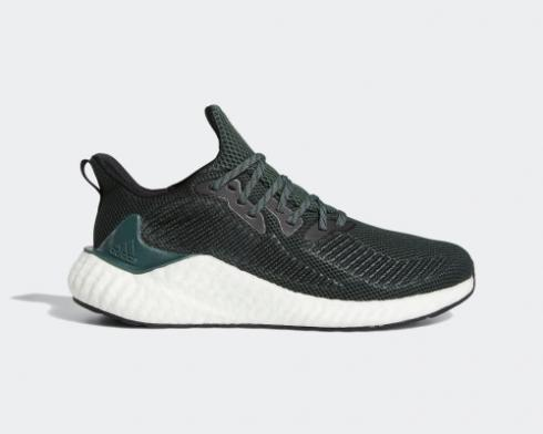 Adidas Alphaboost WUJI Alpha Male Boost White Green EG6536