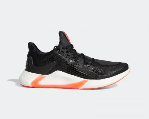 Adidas Edge XT Solar Red Core Black Running White EE4162
