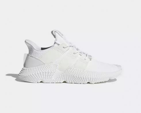 Adidas Originals Prophere Triple White Footwear White Running Shoes B37454