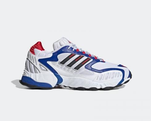 Adidas Originals Torsion TRDC Cloud White Core Black Royal Blue EG5269