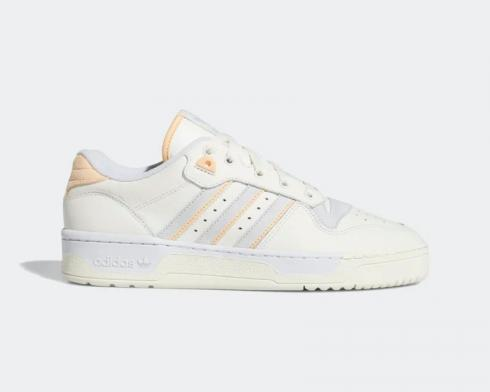 Adidas Rivalry Low Cloud White Aero Blue Off White EE5921