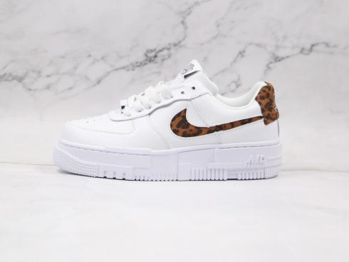 Nike Air Force 1 Low Pixel SE White Leopard CK6649-126
