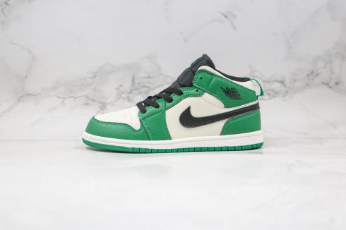 Nike Air Jordan 1 Shattered Backboard White Black Green K852542-301