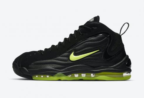 Nike Air Total Max Uptempo OG Black Volt Shoes DA2339-001