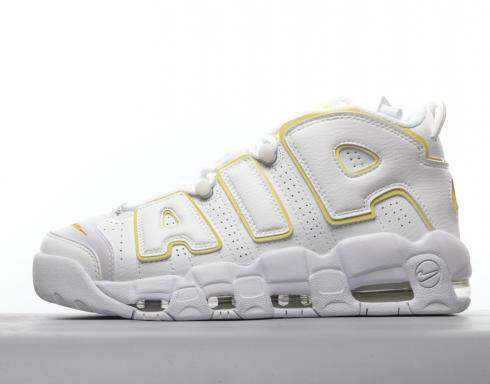Nike Air More Uptempo TPU White Light Citron DM3035-100
