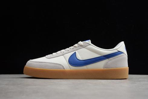 Quejar Funcionar convergencia  Nike Killshot 2 Leather Sail Hyper Blue Mens Shoes 432997-124 - Seplook
