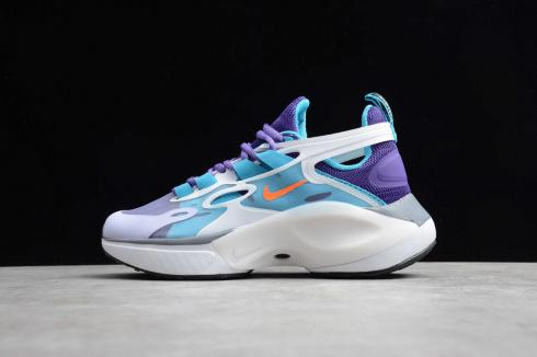 Nike Wmns Signal D MS X White L.Purple Blue White AT5303-150