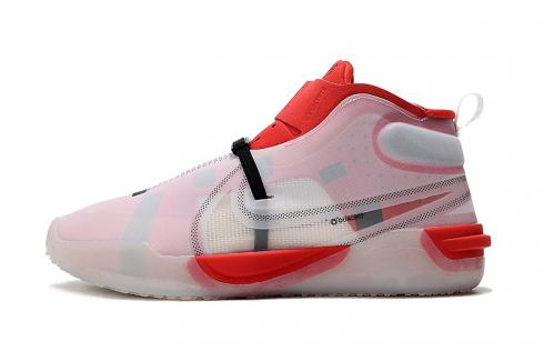 Nike Kobe AD NXT FF White Red Black FastFit Sneakers Shoes CD0458-106