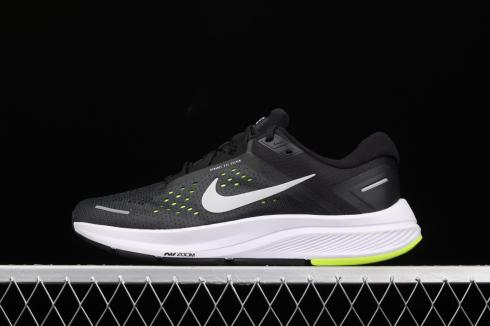 Nike Air Zoom Structure 23 Running Shoes Black Anthracite White CZ6720-010